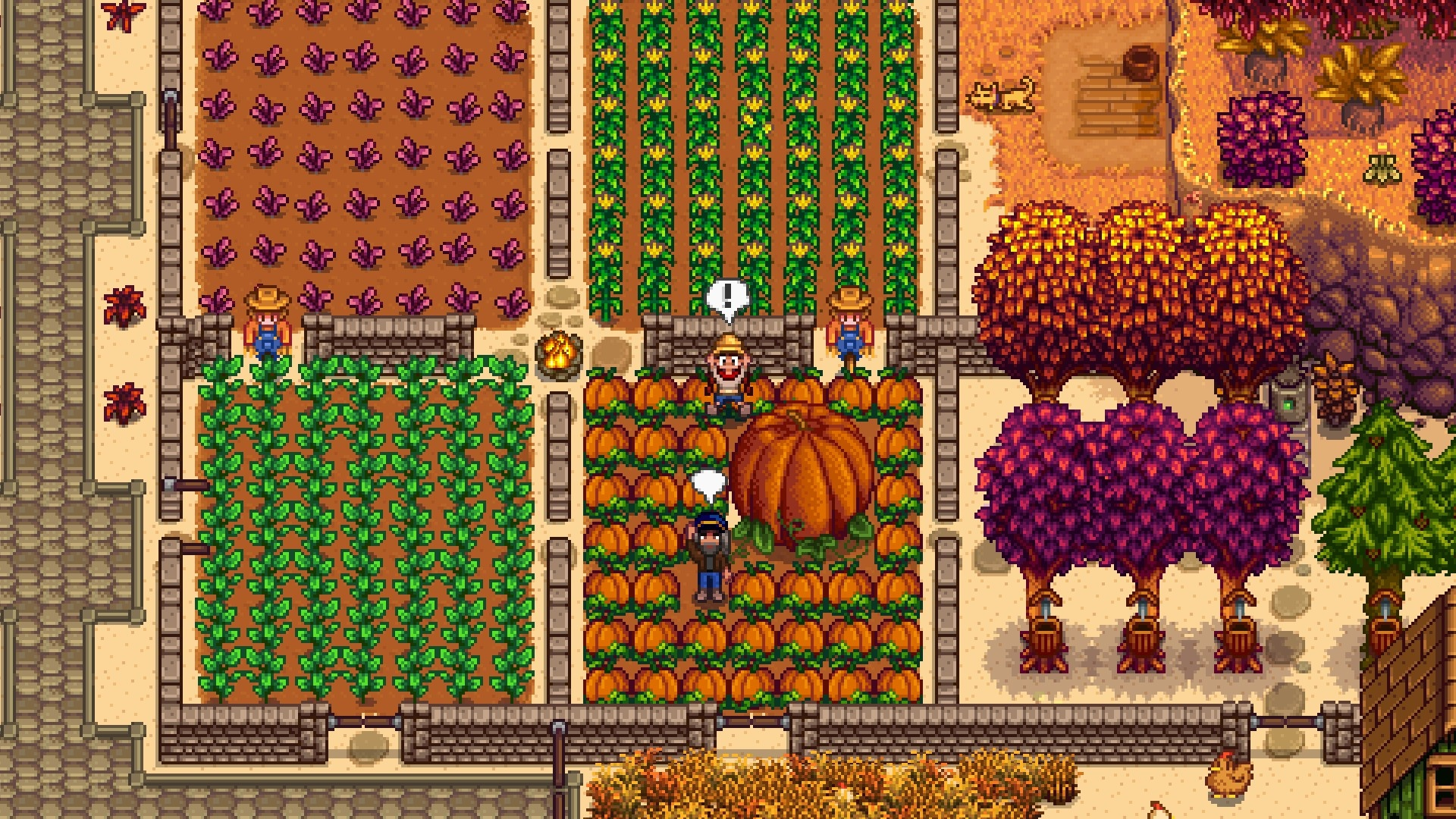 Fruit Tree In Greenhouse Isn T Growing Stardewvalley