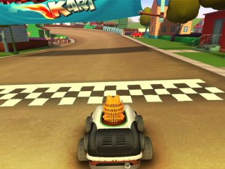Garfield Kart – Basic Controls 1 - steamlists.com