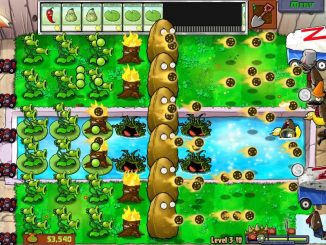 """Plants vs. Zombies: Game of the Year – How to get 1K coins in """"The last stand"""" mini-game! 2 - steamlists.com"""