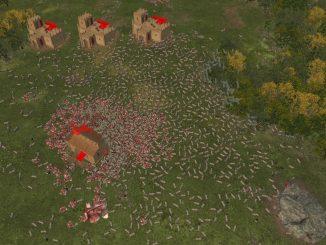 War Selection – How to Horseman Archer Rush 15 - steamlists.com