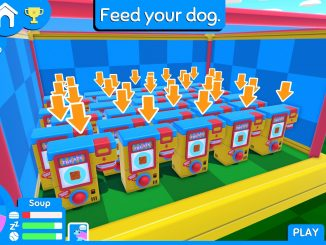 Wobbledogs – Food -> Mutation 40 - steamlists.com
