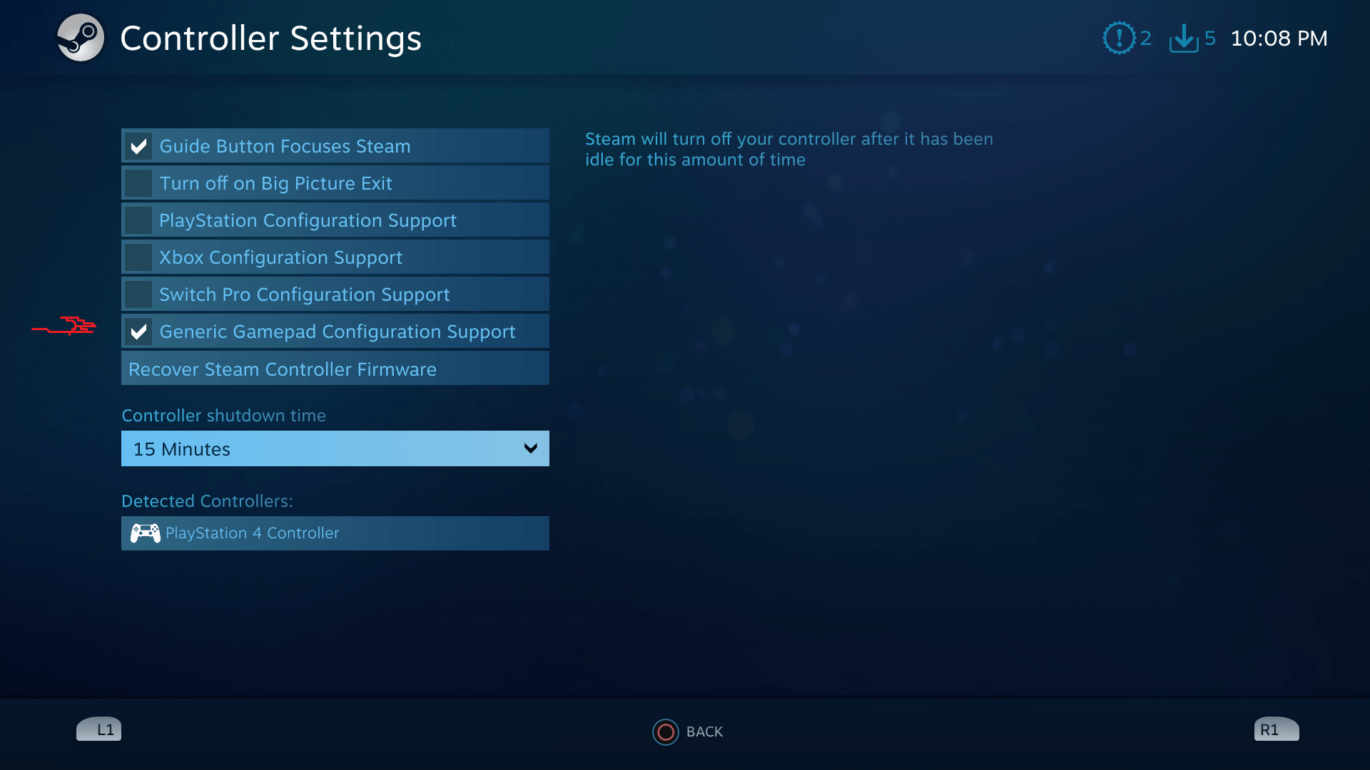 Outer Wilds - Playstation 4 Configuration