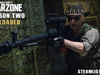 Call Of Duty: Warzone Season 2 Reloaded Patch Note 1.34 Update 4 - steamlists.com