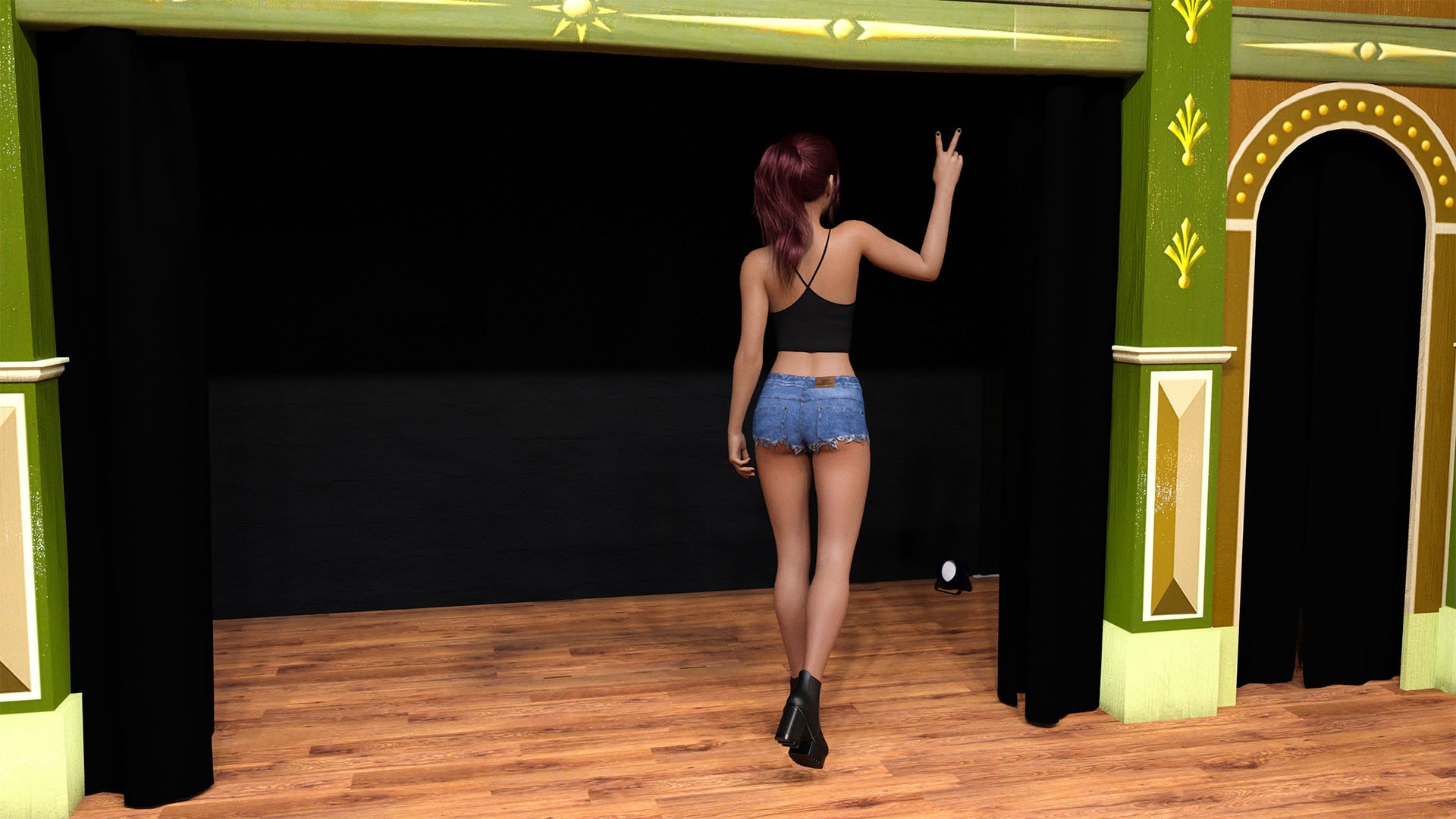 Game walkthrough kylie Kendall and