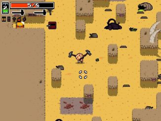 Nuclear Throne – Crowns of The Wasteland 1 - steamlists.com
