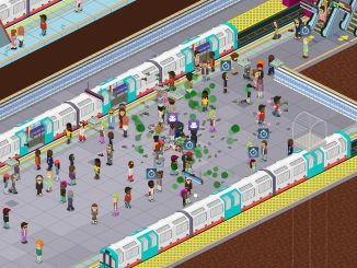 Overcrowd: A Commute 'Em Up – [OVERCROWD] 5 STAR Rating Station – Network Sandbox Walkthrough 1 - steamlists.com