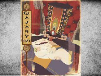 Qajary Cat – Walkthrough 3 - steamlists.com