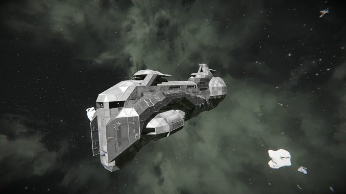 Space Engineers – Large Ship Designing 1 - steamlists.com