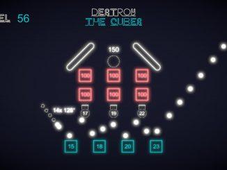 Destroy The Cube – 100% level and Achievement Guide 56 - steamlists.com