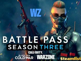 Call of Duty®: Warzone Season 3   Battle Pass 3 - steamlists.com
