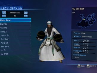 Dynasty Warriors 8 Empires – DW8E How To Make 2 Controllers Work For Split-Screen 1 - steamlists.com