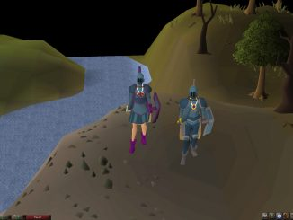 Old School RuneScape – How to obtain Fighting/Fancy boots (Stronghold of Security) 1 - steamlists.com