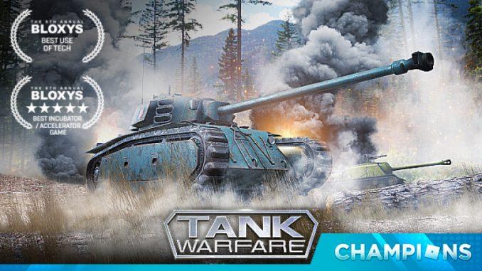 Roblox – Tank Warfare Codes (April 2021) 1 - steamlists.com
