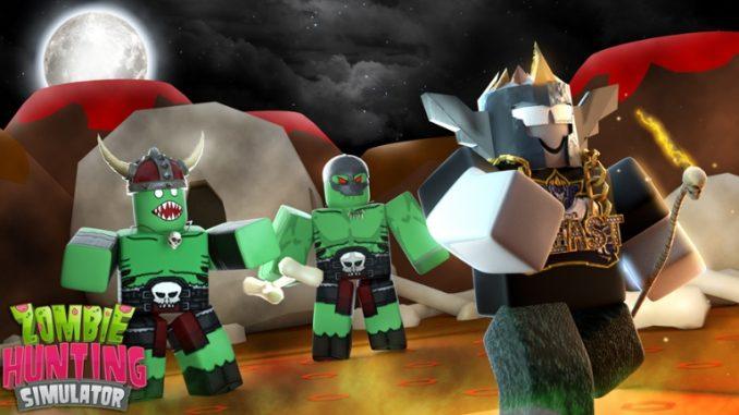 Roblox – Zombie Hunting Simulator Codes (April 2021) 2 - steamlists.com