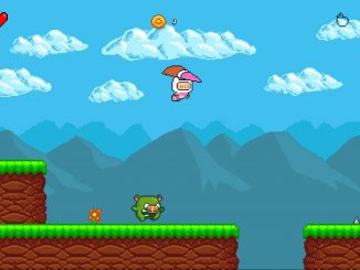 Super Pixel World – Hints 1 - steamlists.com