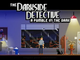 The Darkside Detective: A Fumble in the Dark – walkthrough 1 - steamlists.com