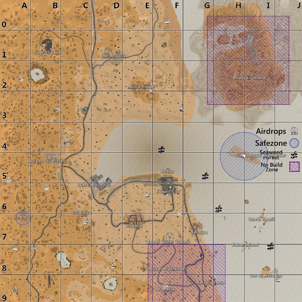 Unturned - Kuwait Major Questlines Guide