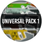 Roblox Bad Business - Shop Item Universal Pack 1