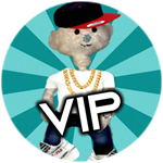 Roblox Bear - Shop Item V.I.P.