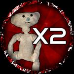 Roblox Bear - Shop Item x2 BEAR Chance