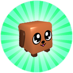 Roblox Bubble Gum Simulator - Badge Your First Pet