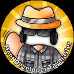 Roblox Crown Academy - Badge Met Developer: taymaster!
