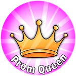 Roblox Crown Academy - Badge Prom Queen!