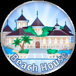 Roblox Crown Academy - Shop Item Beach House