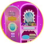 Roblox Crown Academy - Shop Item Royal Vanity Locker