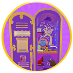 Roblox Crown Academy - Shop Item Starlight Mystical Locker