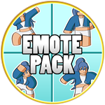 Roblox Grand Piece Online - Shop Item Emote Pack #1