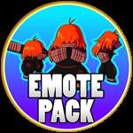 Roblox Grand Piece Online - Shop Item Emote Pack #3