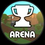 Roblox Island Royale - Badge Arena Victory!