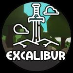 Roblox Island Royale - Badge Excalibur!