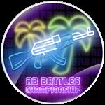 Roblox Island Royale - Badge Island Royale RB Battles Championship Badge