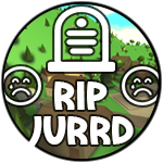 Roblox Island Royale - Badge RIP JURRD