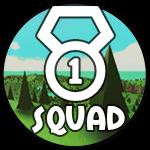 Roblox Island Royale - Badge Squad Victory!