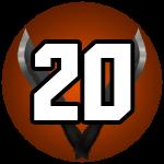 Roblox Murder Mystery 2 - Badge Level 20