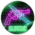 Roblox Murder Mystery 2 - Badge RB Knife