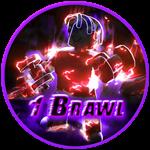 Roblox Muscle Legends - Badge 1 Brawl Win