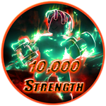 Roblox Muscle Legends - Badge 10,000 Strength