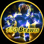 Roblox Muscle Legends - Badge 150 Brawl Wins