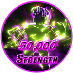 Roblox Muscle Legends - Badge 50,000 Strength
