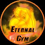 Roblox Muscle Legends - Badge Eternal Gym