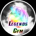 Roblox Muscle Legends - Badge Legends Gym