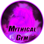 Roblox Muscle Legends - Badge Mythical Gym