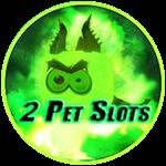 Roblox Muscle Legends - Shop Item +2 Pet Slots