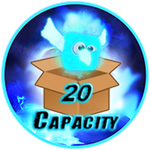 Roblox Muscle Legends - Shop Item +20 Capacity