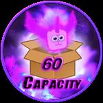 Roblox Muscle Legends - Shop Item +60 Capacity