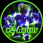 Roblox Muscle Legends - Shop Item x2 Agility